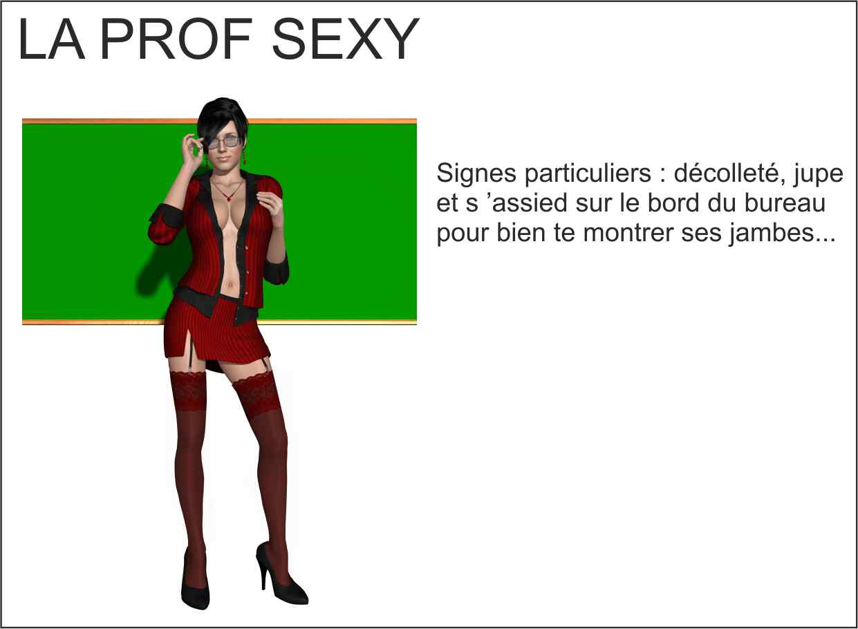 prof sexy